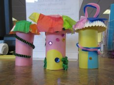 Our shee houses!