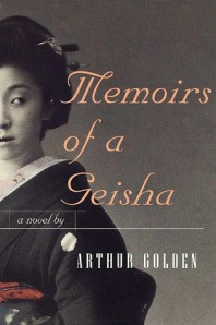 Memoirs of a Geisha Arthur Golden Adult Historical Fiction Rating: 4