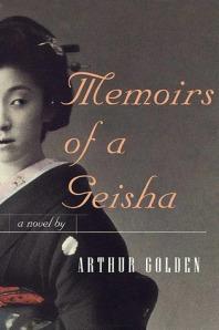 Memoirs of a Geisha Arthur Golden Adult Historical Fiction Rating: 4