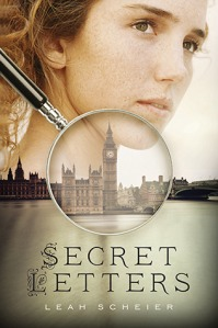 Secret LettersLeah ScheierYA MysteryRating: 3