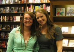 Marissa Meyer and Me!